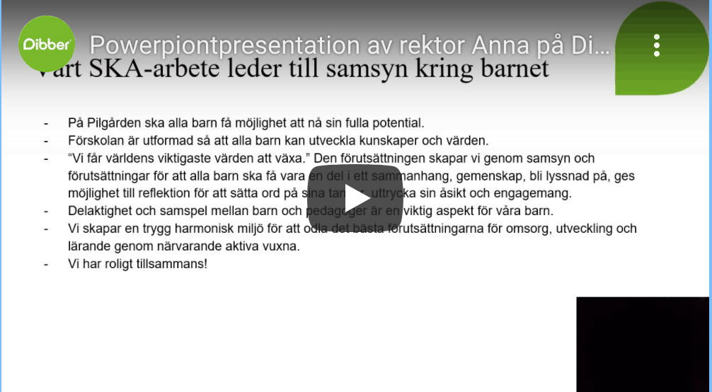 Annas presentation