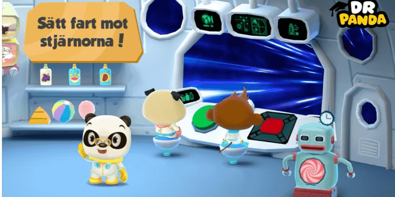 Dr Panda i rymden